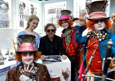 I MET TIM BURTON! YOUR ARGUMENT IS INVALID!!!!!