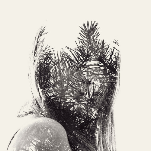 (via Multiple Exposure Portraits 2.0 - Christoffer Relander | Patternbank)