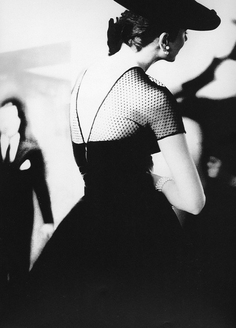 Suzy Parker, 1955 by dovima_is_devine_II on Flickr.