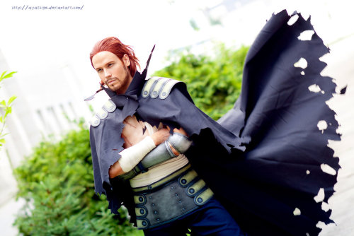 Awesome Gildarts cosplay is awesome!