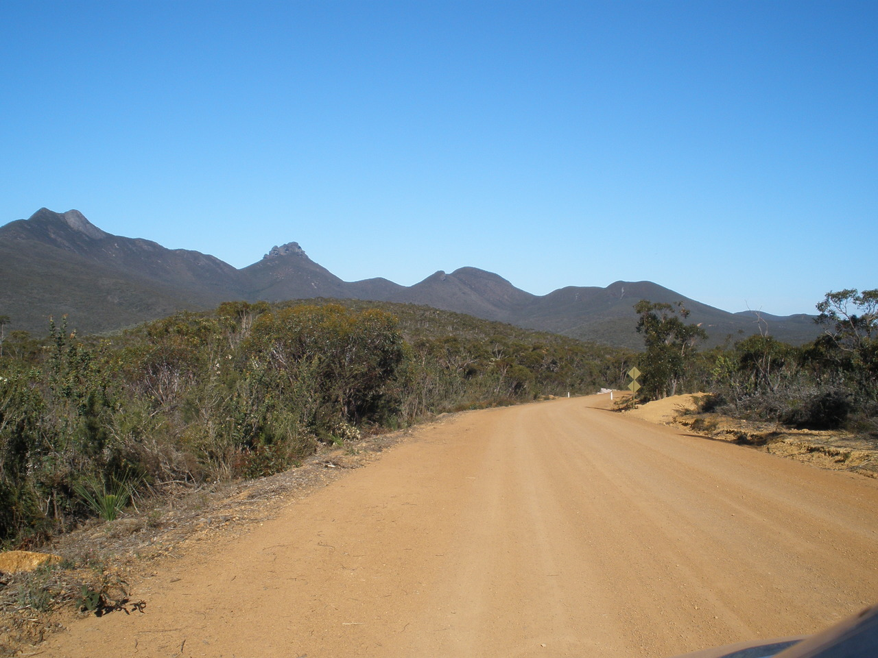 Stirling Ranges.