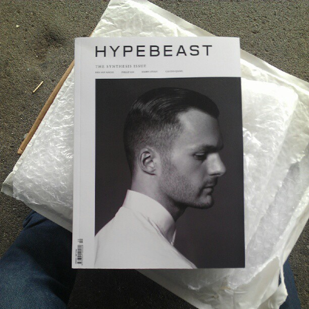 Let's see how this is… #hypebeast (Taken with Instagram)