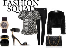 FASHION SQUAD by melbgirl featuring marc jacobs watches