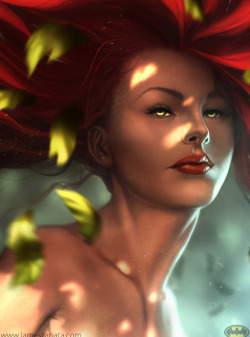 Poison Ivy by James Zapata