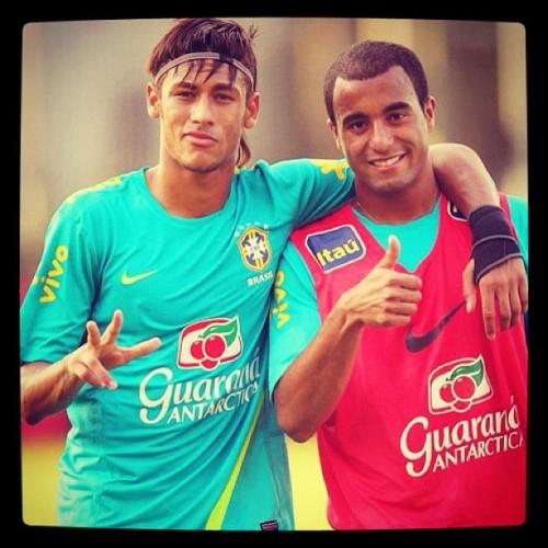 Lucas Moura Neymar Mp3: Alecko