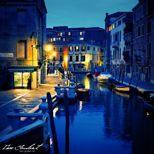 Dusk in Venice by ^IsacGoulart on deviantART