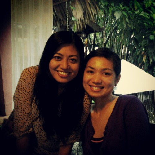 Sisses! :-) (Taken with Instagram)