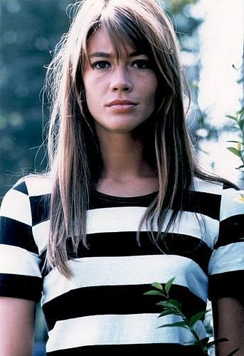 F is for Francoise Francoise Hardy — the iconic French singer. Happy Bastille Day.