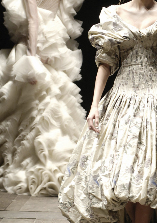 Alexander McQueen Autumn/Winter 2006