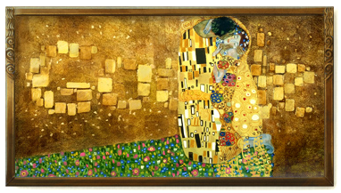 oliphillips:  Google doodle for Gustav Klimt's 150th Birthday