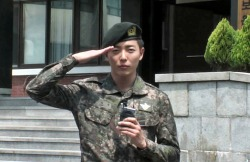 inspiredkimjaeuck:  120915 The 9th Korea Defense Daily Comrade Marathon CR: Demaclub