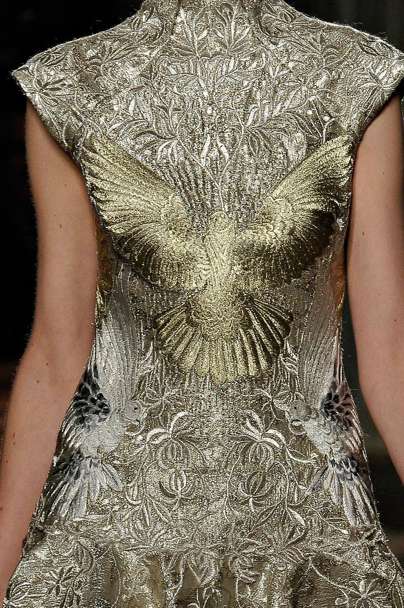 Details from Marchesa FW 2012