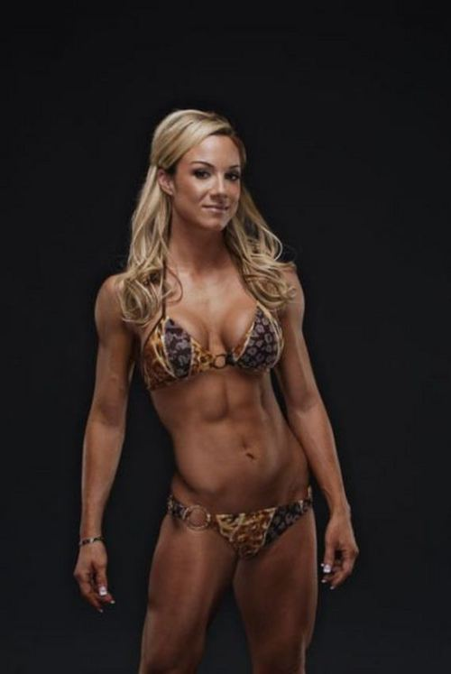 strongangels: Tiffany Gaston
