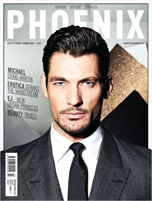 David Gandy by Leigh Keily for Phoenix