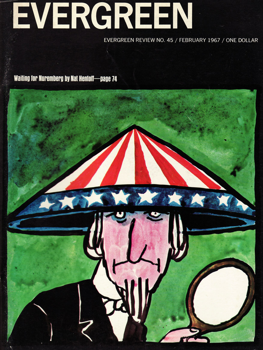 Cover illustration by Tomi Ungerer