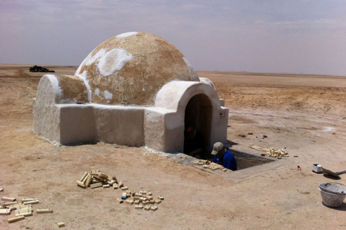 Star Wars Fans Restore Luke Skywalker's Home