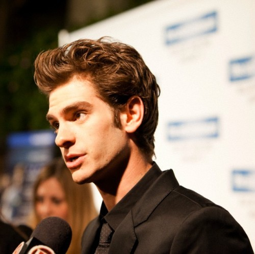 stonefieldreams:  Andrew Garfield - hair porn