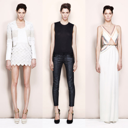 "My 3 must-haves from Sass & Bide's ""Sing, Brother!"" Collection!"
