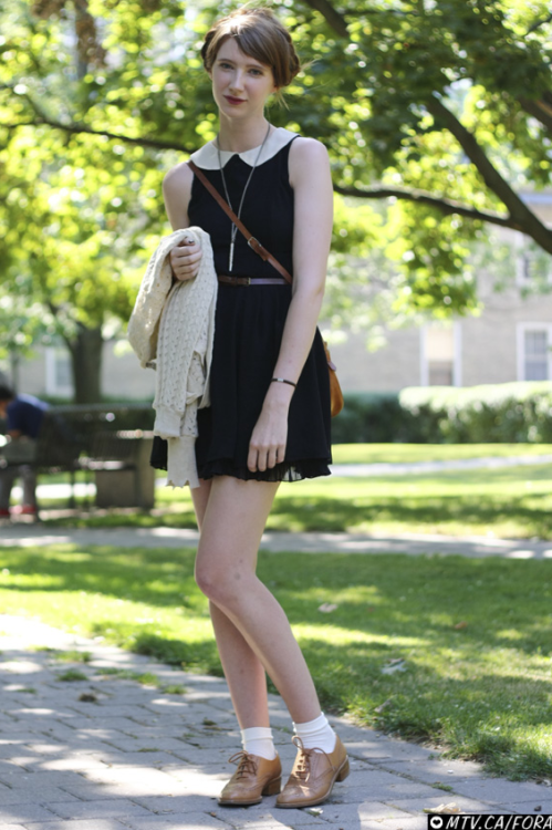 the-streetstyle:  U of T Style