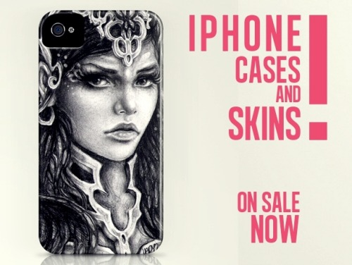 iPhone cases and other stuff with my art available at:  http://society6.com/lady2 http://www.artflakes.com/en/shop/lady2