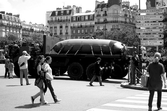 Place de la Nation on Flickr.Bastille Day - July 14th 2012 © Bree Sage http://seebreebefree.wordpress.com/