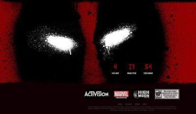 videogamenostalgia:  Possible Deadpool Video Game Announcement? A mysterious site called deadpoolgame.com has arose with a countdown. With it being Comic-Con the best guess as to what it is seems to be a long awaited Deadpool video game. More information will be known once the timer counts down. [SOURCE] via comicnetwork