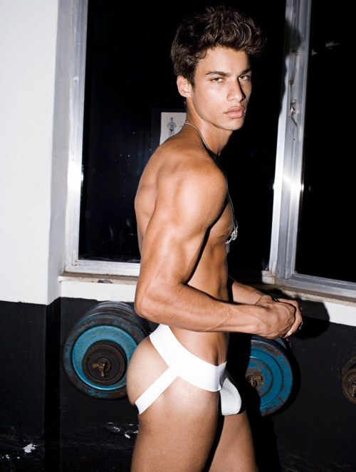 bookofboys:  Pablo Morais by Rick Day  whoop whoop