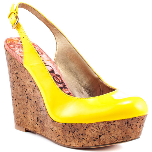 Cute Citrus Cork Wedges from Sam Edelman