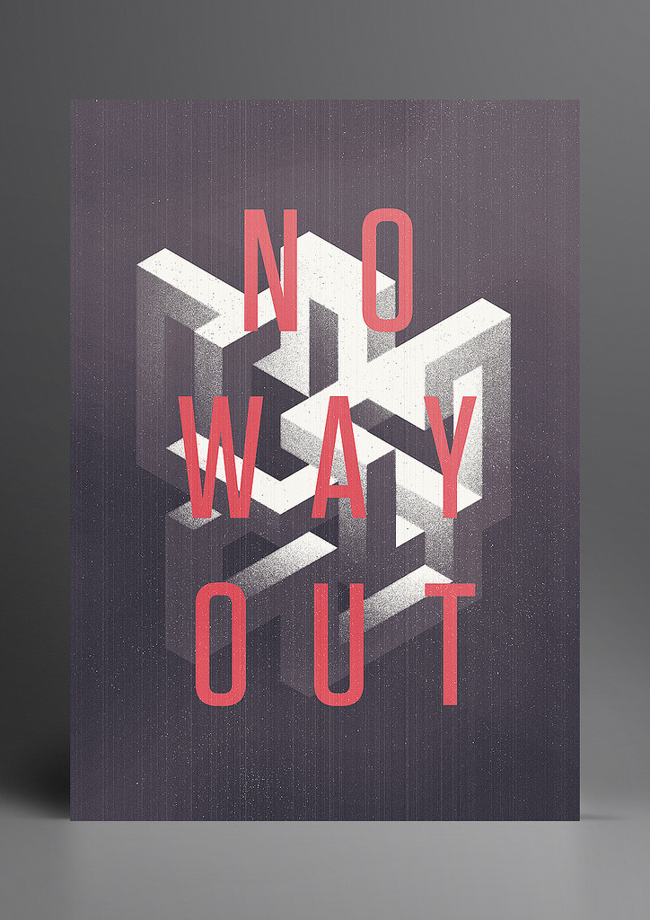 serialthrillerinspiration:  No way out by Marius Roosendaal
