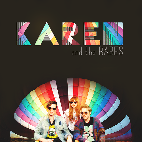 jedij:  Karen and the Babes - San Diego Comic Con 2012