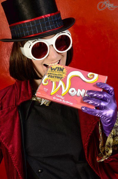 » Willy Wonka - Charlie and the Chocolate Factory «