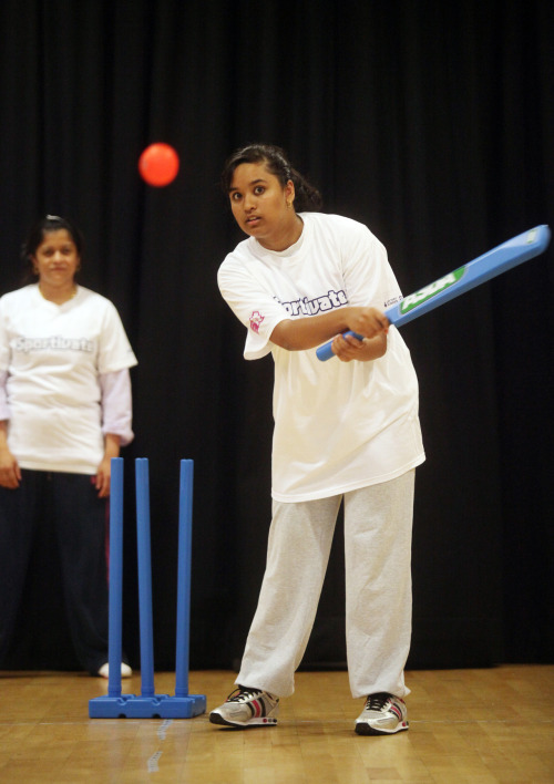 "Inner city women's cricket bags award As England take on South Africa at the Oval this weekend, a few miles East an Olympic legacy project has been honoured after getting dozens of young woman into cricket.  Back to Cricket has brought cricket into the heart of Tower Hamlets, with bespoke cricket sessions for young Bangladeshi Muslim women who requested women-only sessions.  It's part of Sport England's Sportivate Olympic and Paralympic legacy initiative, whichgives 14- to 25-year-olds a chance to try different sports. More than 25 young women have attended each of the weekly sessions, with Middlesex Cricket Board ensuring a Bangladeshi-speaking female coach was on hand to support those for whom English is a second language.  Teenager Shamima who lives in Poplar, Tower Hamlets, said: ""I like it because cricket is a fun game and there is a nice group here. The environment is really good and I have made lots of friends. I really enjoy it."""