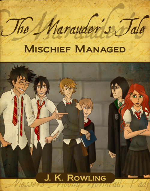 The Marauder's Tale by *Whisperwings