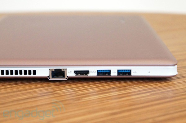 Design By Spec Sheet  (via Daring Fireball from Lenovo IdeaPad U310 review - Engadget)