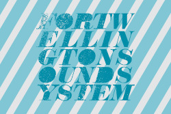 FORT WELLINGTON SOUNDSYSTEM - Poster Designs - FWS was founded in early 2011 as a group of DJs, producers and musicians who share a passion for soul, funk, psychedelia, and roots music of all shapes and kinds. From a design perspective, the promotional work for this venture has been largely personal, and as such has evolved into a visual narrative reflecting the listeners journey through time-period and genre, drawing from each stop and then moving on to the next, often utilizing found imagery or direct reference to an era or style.