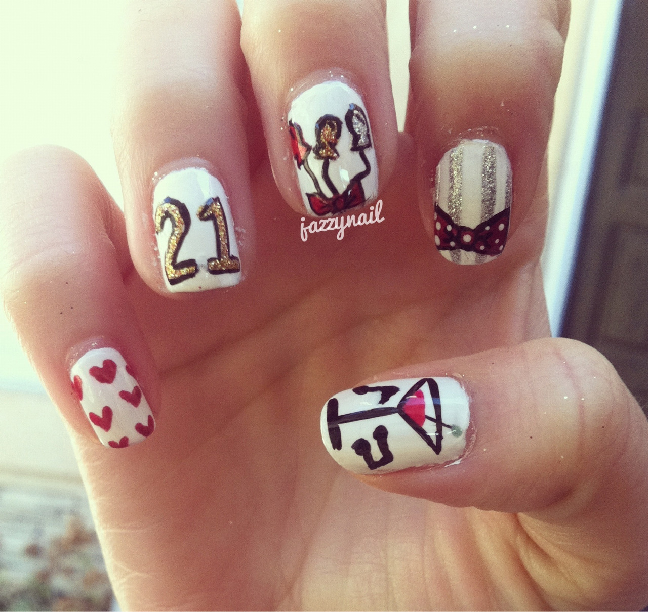 Nail Designs For Birthday - Nail Designs For Birthday All Nail Arts Ideas Collection