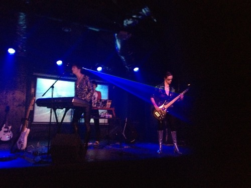 lizawithazed:  thegoldpiilot:  Bowman @ Elysium (Austin, TX) 7/13/12 Pt4 of WHO KNOWS! (a.k.a. Clark looks good in blue light: The Photoset)  still debating the creation of a fuckyeahsexyplazmataz tumblr….  yessssss