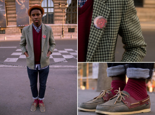 blackboysrock:  Check out more fashion at blackboysrock.tumblr.com CALL IT WHAT YOU WANT! (by Those Damn Twins Jibz and Jalz)