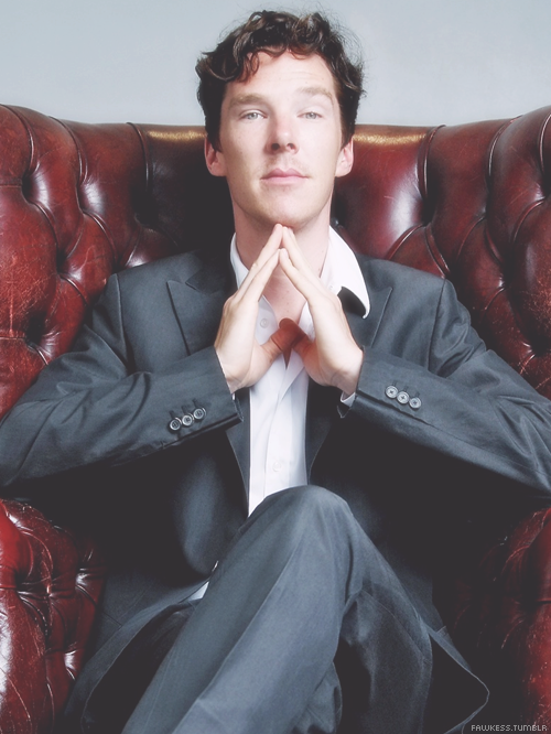 heysammy:   8/50 pictures of Benedict Cumberbatch  /takes off clothing