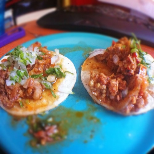 Tacos are awesome 🙉, #iphone4 #iphoneonly #instagramhub #iphonography #iphoneography #iphotography #instagram #instagramers #instadaily #instagood #instag #ig #igers #igdaily #igCalifornia #ca #california #cali #socals #iphonephotography #photography #jj #instagood #teamiphone #tacosrule #tacos #food  (Taken with Instagram)