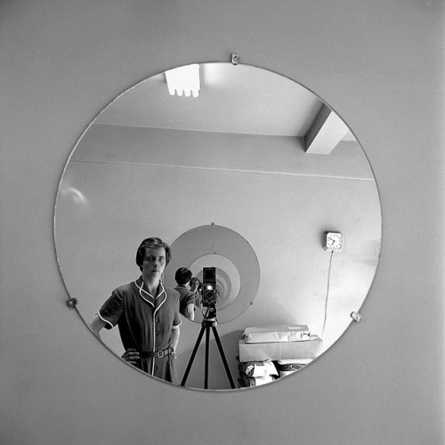 Vivian Maier; Untitled, Self Portrait