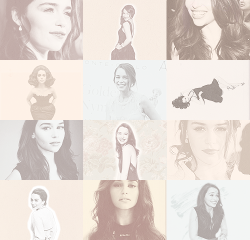 Emilia Clarke in 2012 so far