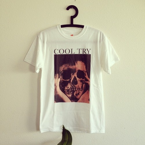 One of the first #cooltry Shirts. www.cooltry.net (Taken with Instagram)