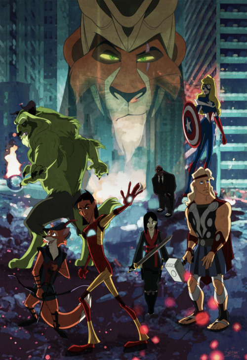 haydenrodgers:  becauseavengers:  lokianeule:  Disney Avengers!  IT'S FINALLY ON MY DASH AHAHAHLIURFHSEIRHGF FUCK  aaaahhhhhhhHHHHHHLSHFLKAJSDLKASHDLKAHDFAKSLDS