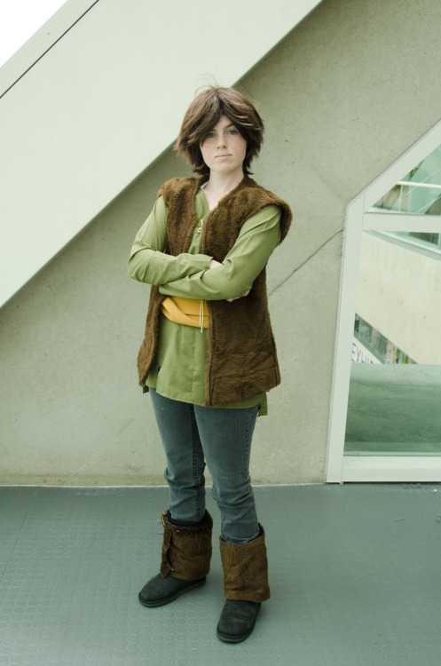 We found Hiccup at Comic-Con!