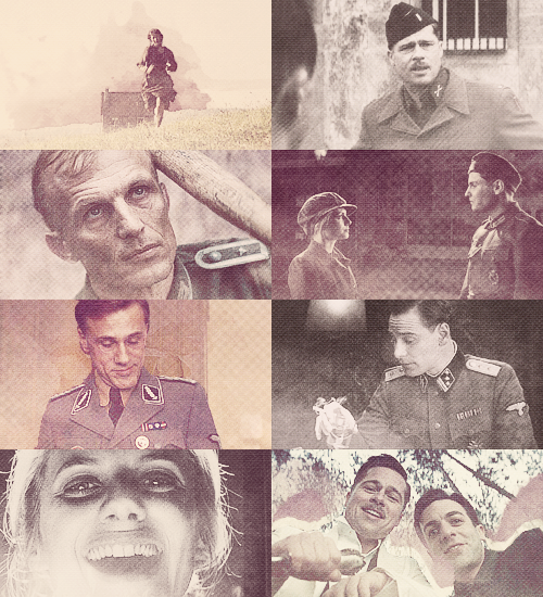 Top 50 Movies » Inglourious Basterds
