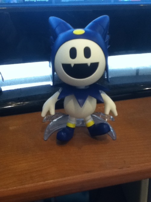 damndamvandamme:  Figure update  Jack Frost what the hell are you doing?