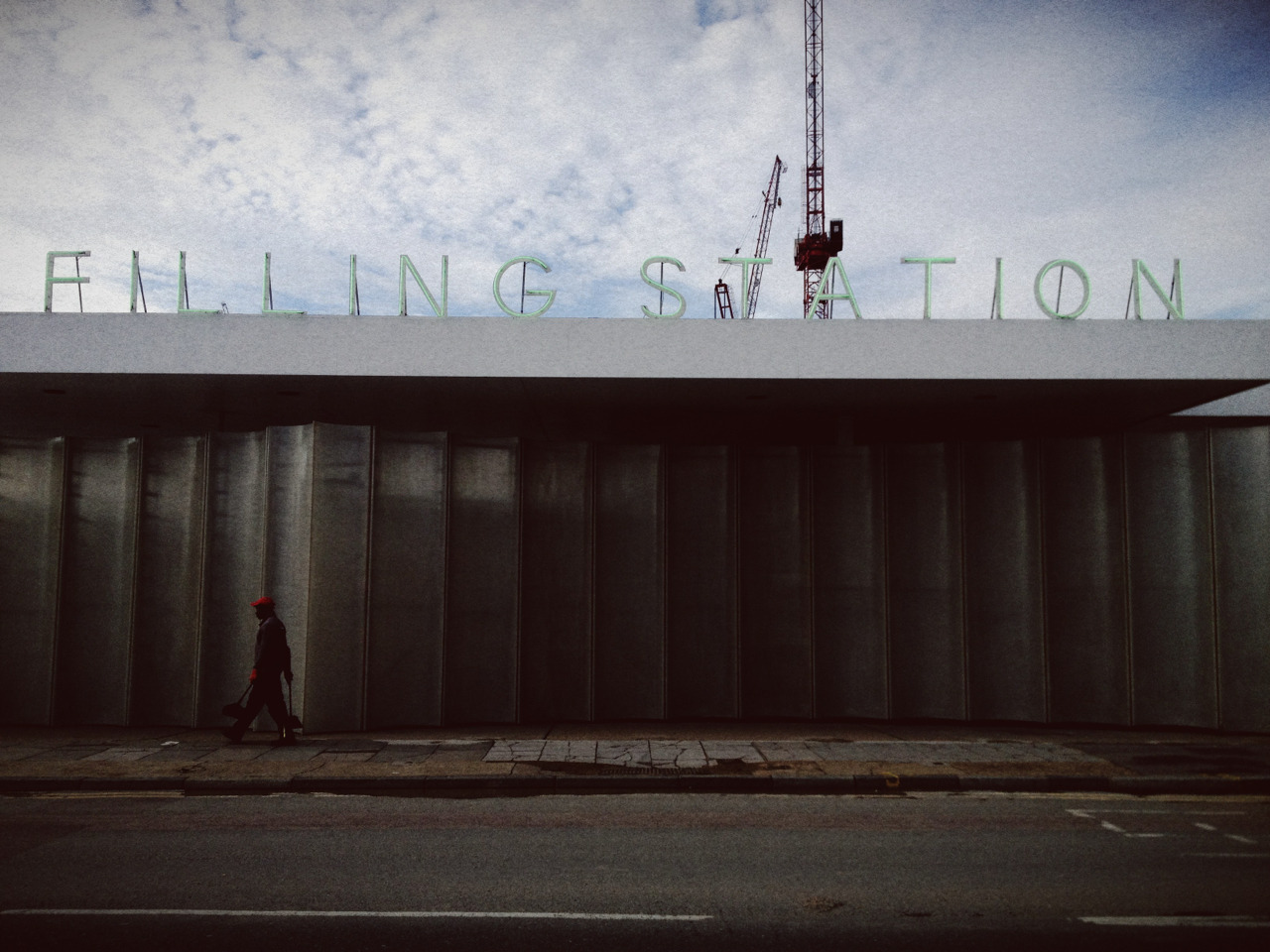 """Filling Station"" (Goods Way)"