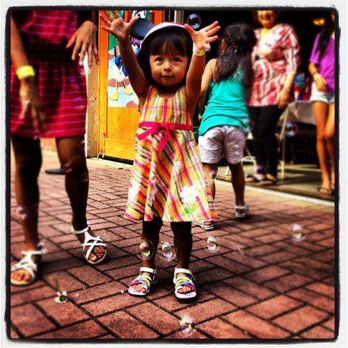 Happy bday to mi goddaughter -yungNinong (Taken with Instagram at Hempstead Lake State Park)
