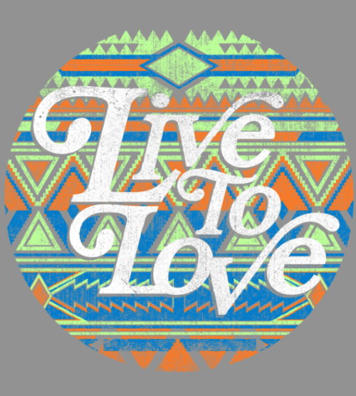 Tribal Logo// www.livetoloveapparel.com
